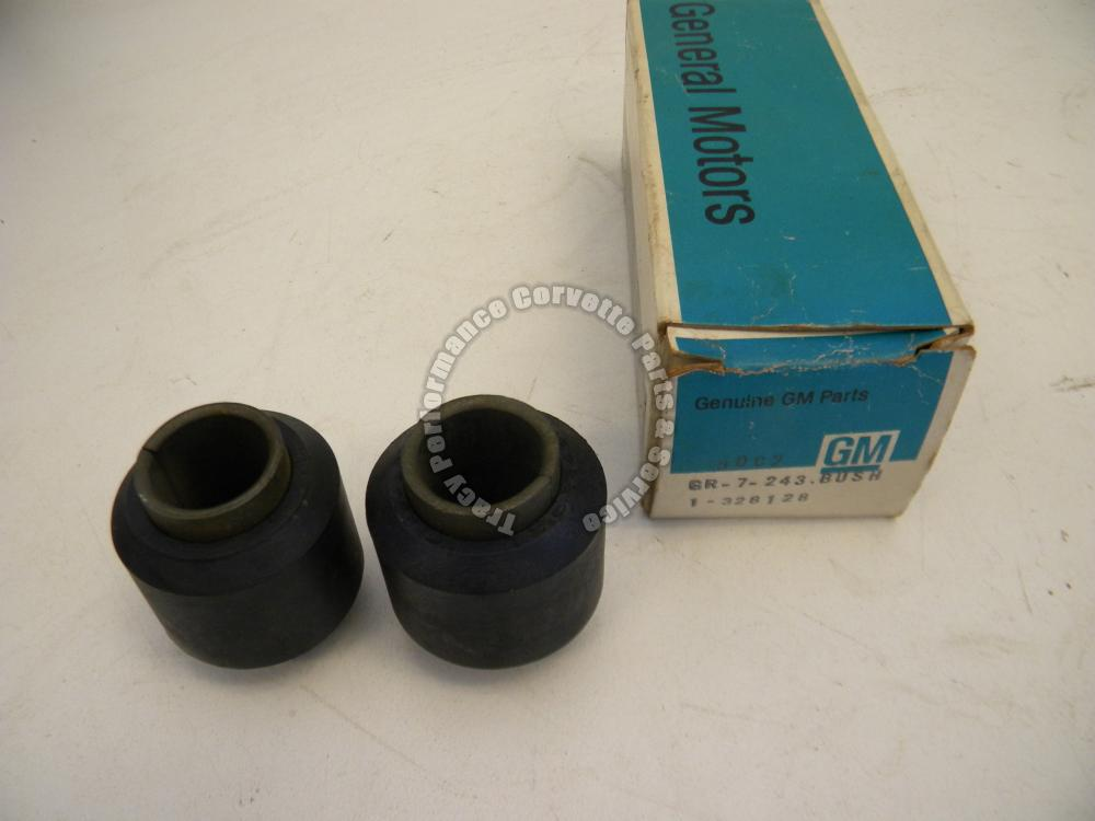 1985-1991 Chevy GMC Truck NOS 328128 Front Sway Bar Bushing/Pr