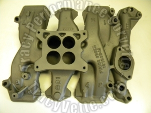1958 Oldsmobile Used Iron 580677 4 Barrel BBL V8 Intake Manifold