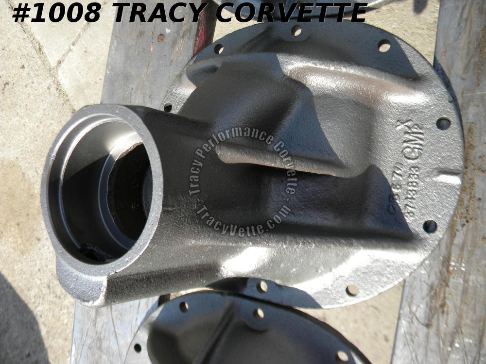 1957 Chevy/Corvette 3743833 Used VERY EARLY Empty Posi Rear Diff Hsg Case B 5 7