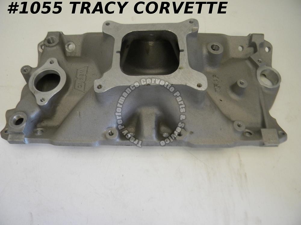 1957-1991 Chevy Weiand NEW 7546 Small Block Intake Manifold 283 327 350 400 SBC