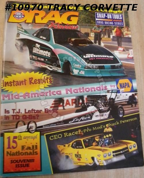 September 15, 1995 Drag Review Chuck Peterson Awesome Aussie Winters Norwalk