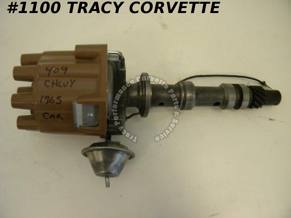1961-1965 Chevrolet 409 Rebuilt Distributor Assembly, 61 1962 62 1963 63 1964 64