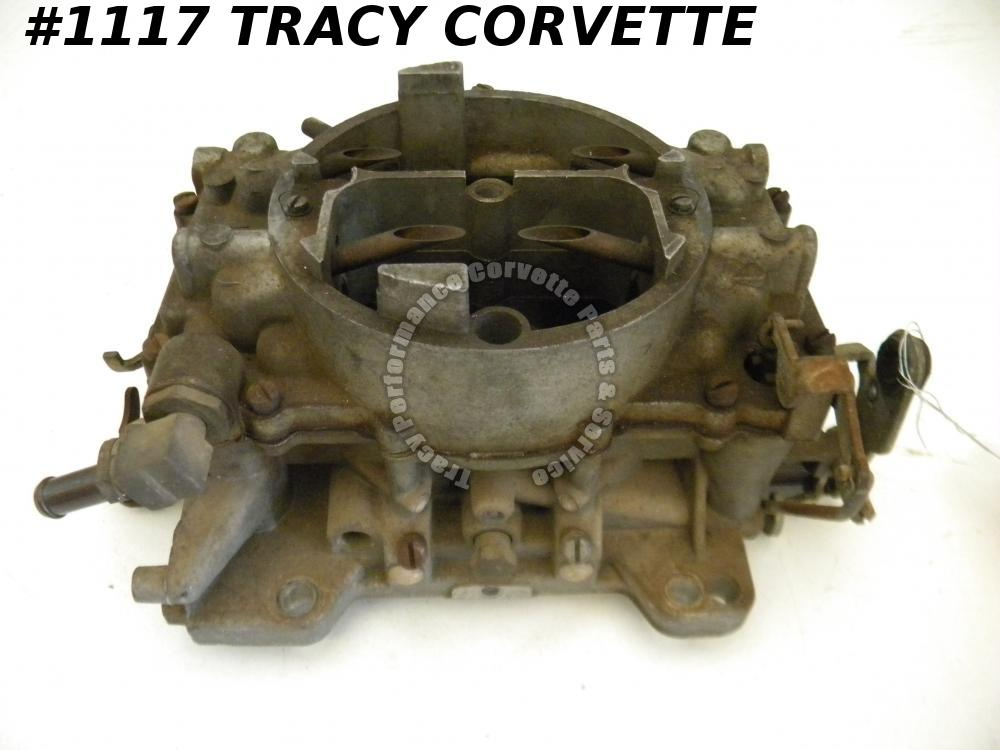 1964-1965 Corvette Used 300 HP MT Carter AFB Carb 3721SB Dated D5, Manual Trans