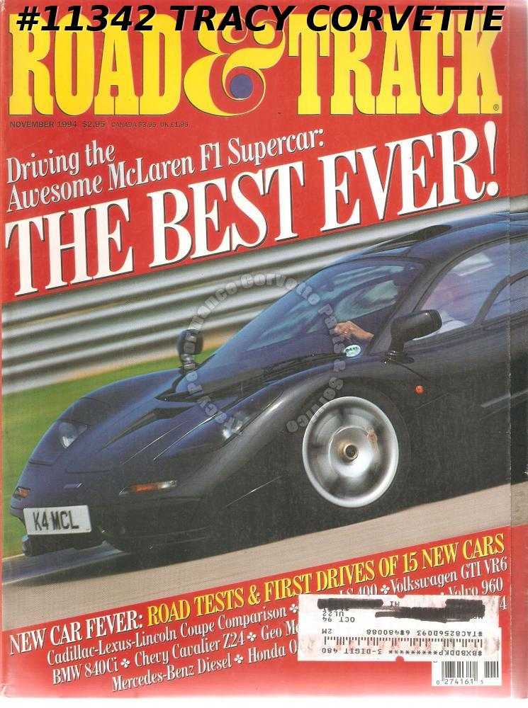 Magazine Back Issues