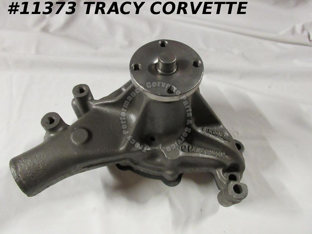 1962-1970 Corvette Restored 3782608 Water Pump Choice of Dates 64 65 66 67 68-70