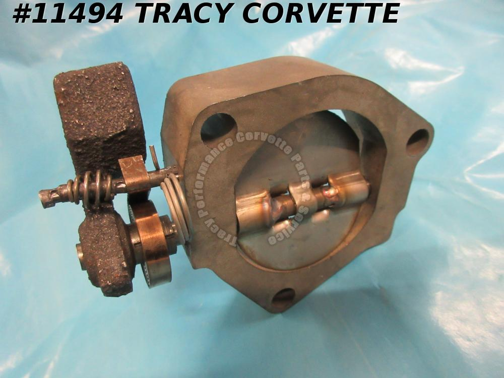 "1962-1974 Corvette Exhaust Heat Riser Valve 3887034 2.5""   Chevrolet 350 327 427"