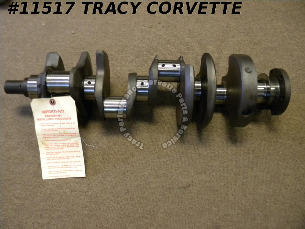 1970-80 BB Chevy Reground 454 3967416 7416 Forged Crank .030R/.030M BBC 7.4 L