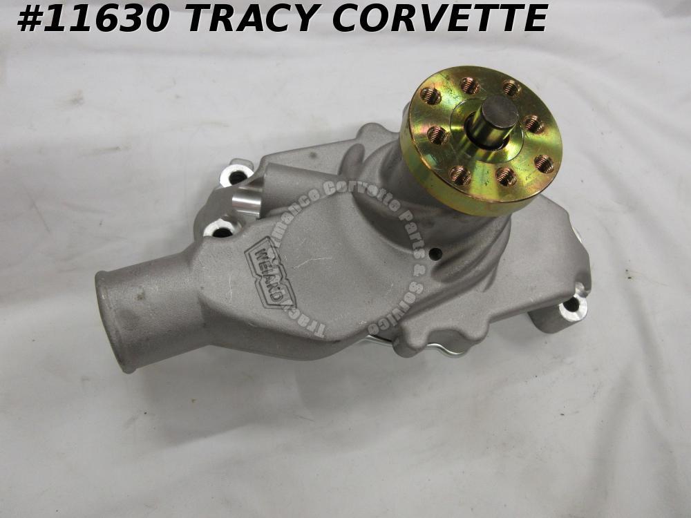Cheverolet Corvette water pump pulley 1956 1957 1958 1959  1960 57 58 59 60
