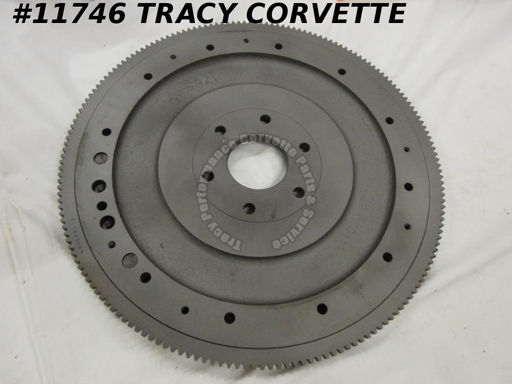 "1969-1971 Ford C9AE-6380-C 11"" 176 Tooth Resurfaced Flywheel 15.50 Outside Dia"