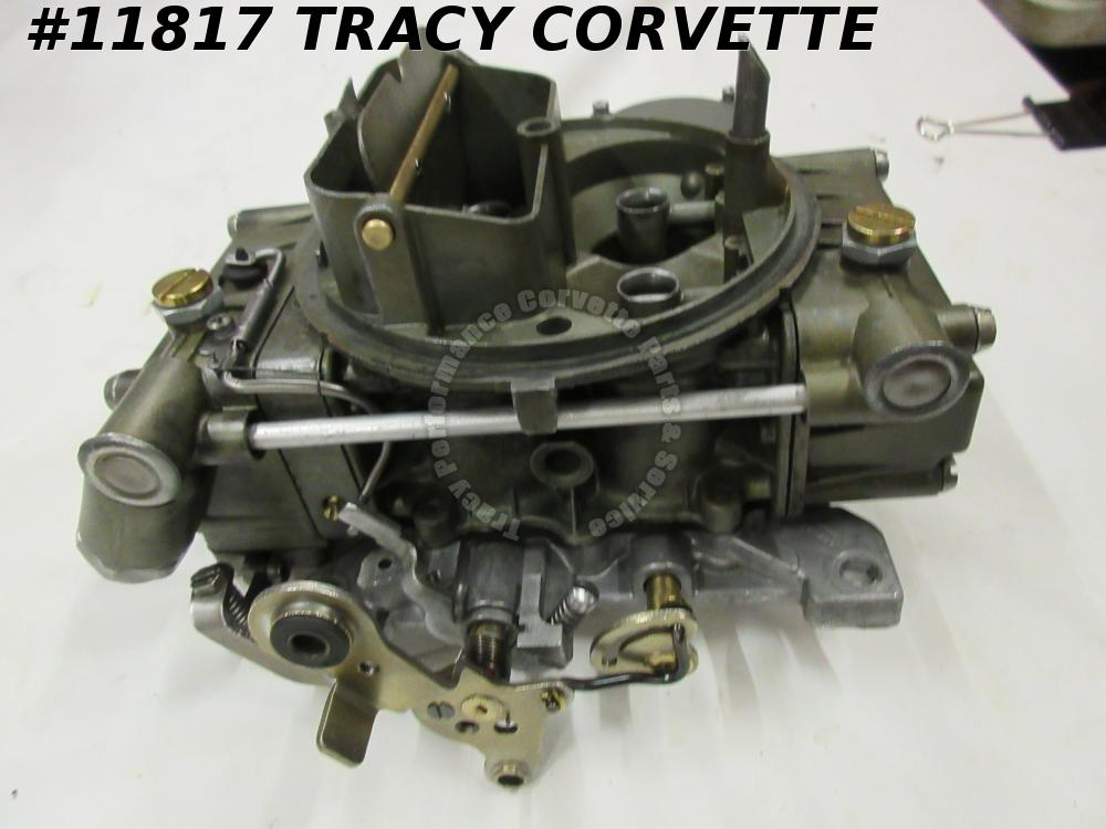 1966 Corvette Holley Carburetor LIST 3367 3884505-DA 502 dated Dated 502 Rebuilt