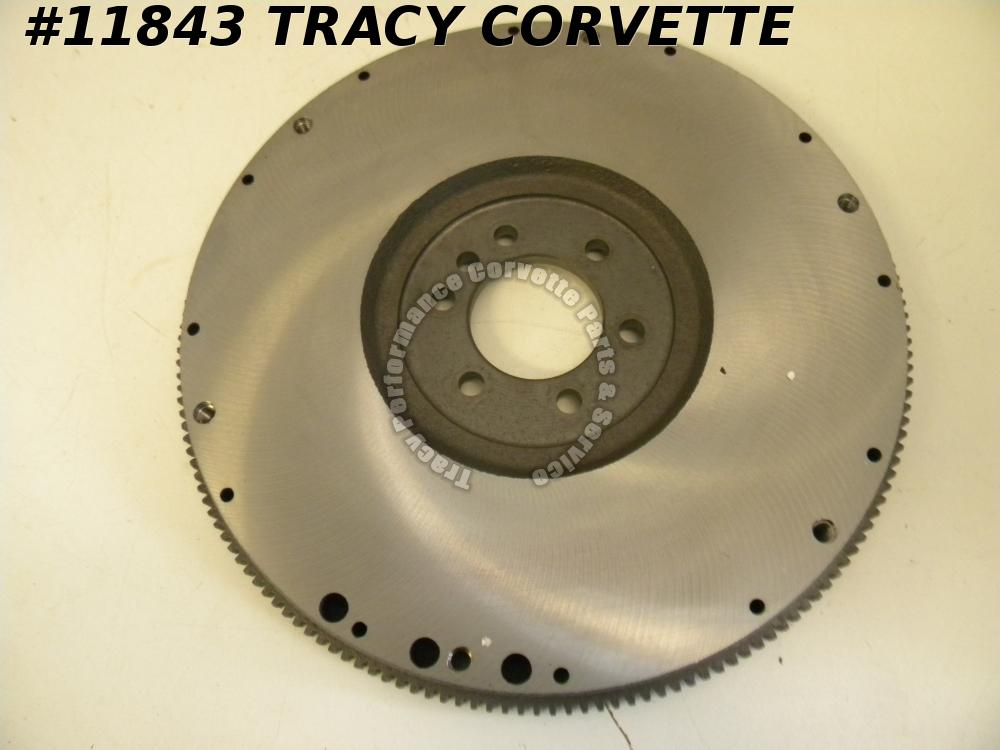 "1970-1981 Chevrolet 168 Tooth Flywheel  GM# 3988999 11""  14 1/8"" OD V8 Engines"