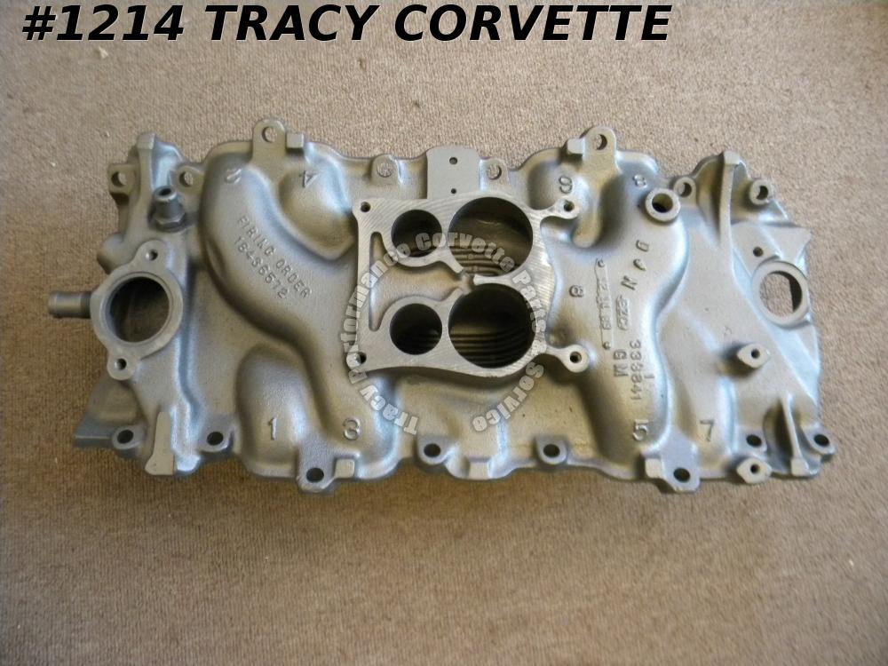 1972-1982 Chevrolet 333841 454 Q-Jet Intake Manifold Car Truck Industrial Boat