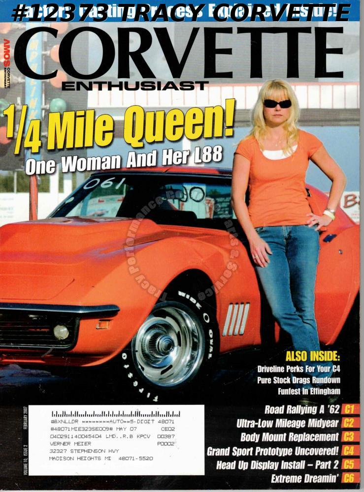 Magazines | Tracy Performance Corvette Sales, Parts and Service