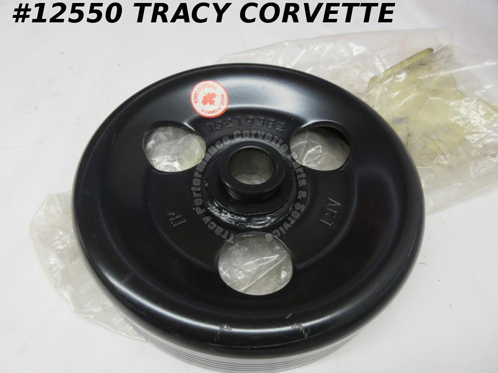 1993-1997 Corvette Camaro TransAm LT1 Engine 10219382 Power Steering Pump Pulley