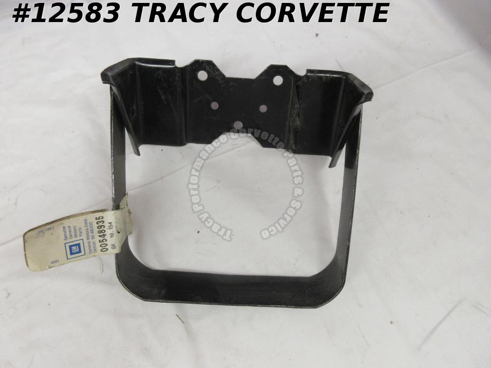 1962-72 Corvette Camaro Chevelle Nova GMTruck W/Shield Washer Bottle bracket NOS