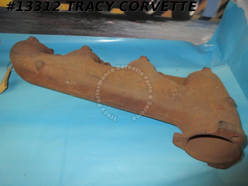 1973-1991 Chevrolet 454 BBC Exhaust Manifold Left Hand 3994045 New NOS