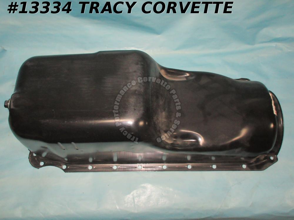 1965-1974 Corvette Big Block Oil Pan 14091356 3977591