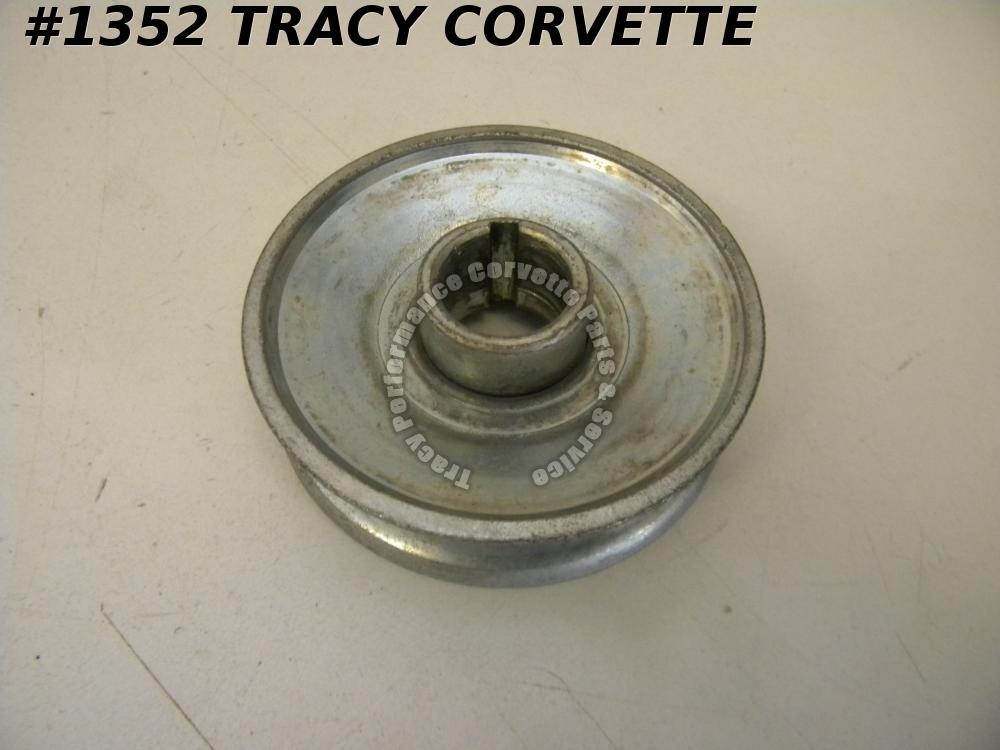 1950-77 GM & Corvette NOS 1949355 Generator Pulley 53-62 Alternator 63-67 68-77