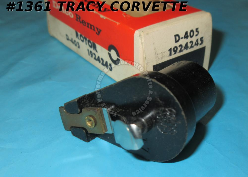 1953-1955 Corvette Distributor Rotor Delco Remy D-403 GM# 1924245 6 Cylinder
