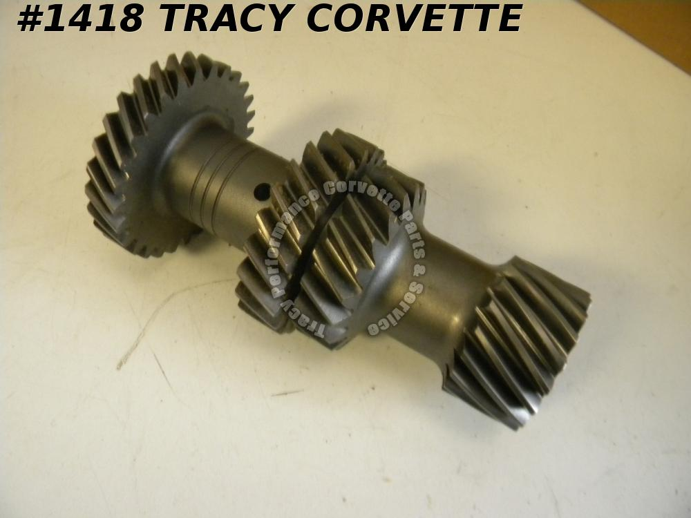 1974-1979 Corvette NOS 360810 M20 BW T-10 Transmission Countershaft Cluster Gear