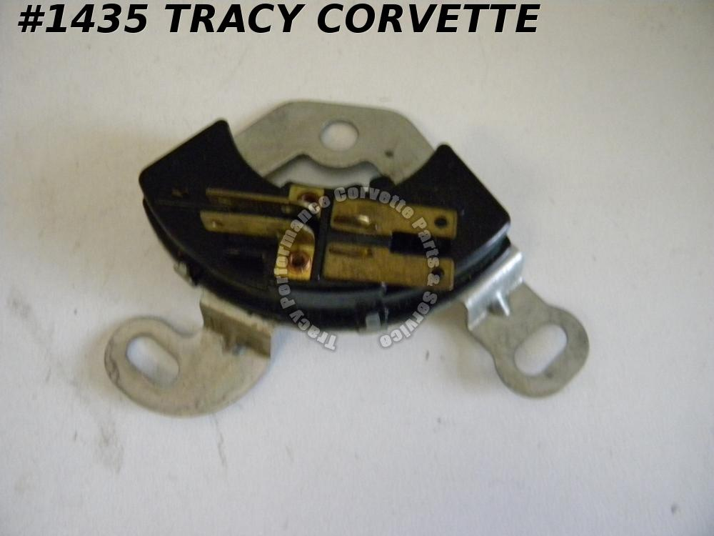 1965-1968 Chevrolet NOS 1993696 Powerglide Trans Control Neutral Safety Switch