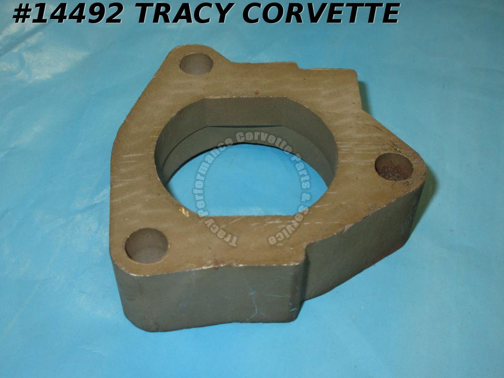 1957-1974 Corvette Exhaust Heat Valve GM# 3750067 Spacer Chevrolet  2.0""