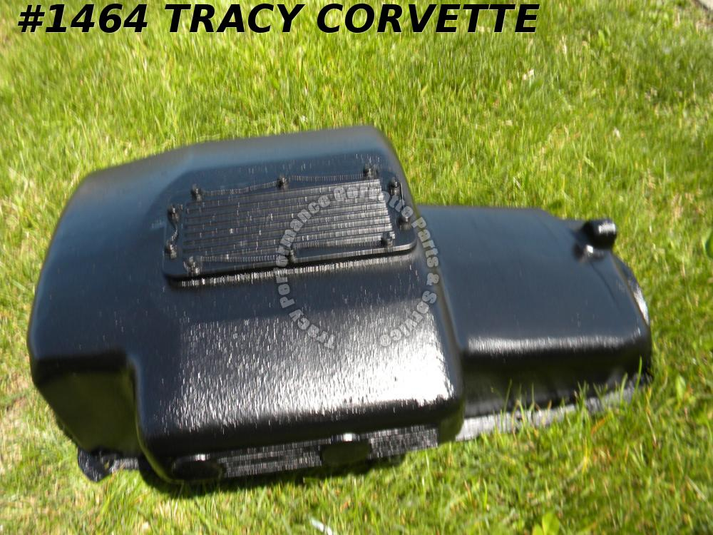 1965-1990 Chevy Big Block Mercruiser Boat 53465 Marine Cast Aluminum BBC Oil Pan