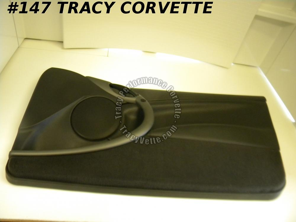 1998-2002 Mercury Cougar Black Door Panel 98BBc23942 Trim Card NOS Right Hand