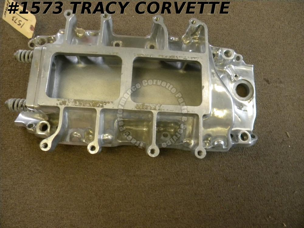 1965-90 Chevrolet Used BBC Big Block Chevy 671 Blower Polished Intake Manifold