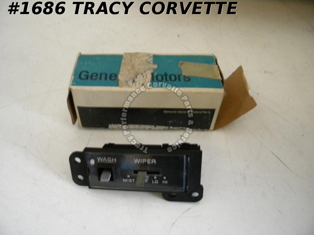 1978-1980 Oldsmobile NOS 556457 Windshield Wiper Switch 78 1979 79 80