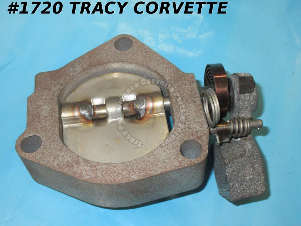 "1962-1974 Corvette 3887034 2.5"" Exhaust Heat Riser Valve GM Original Chevrolet"