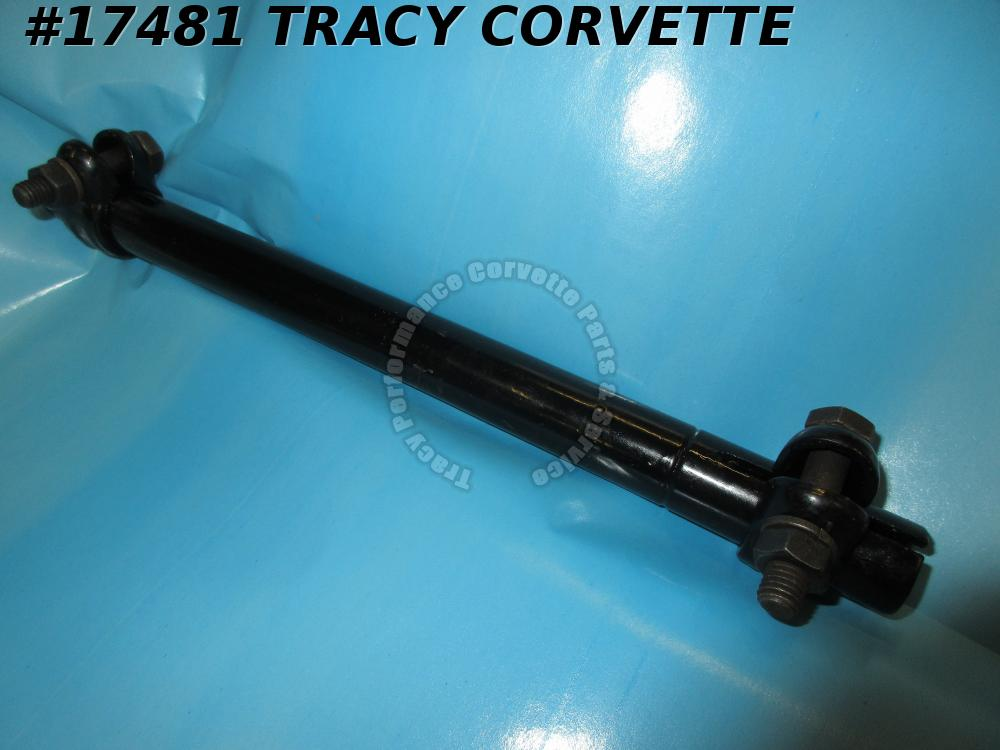 1963-1982 Corvette 3826816 Tie Rod Tube Sleeve w/ Clamps Bolts **In Stock** One