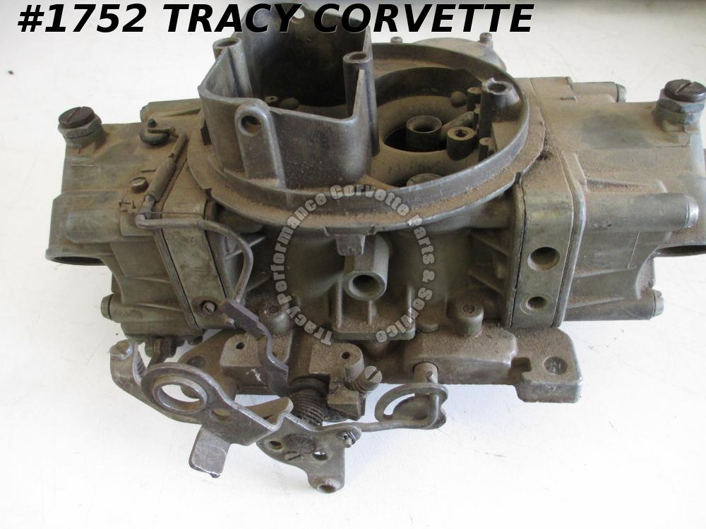 1966 Chevy Chevelle Impala 3885067-EE 3246 2992 396/427 BB Holley Carburetor