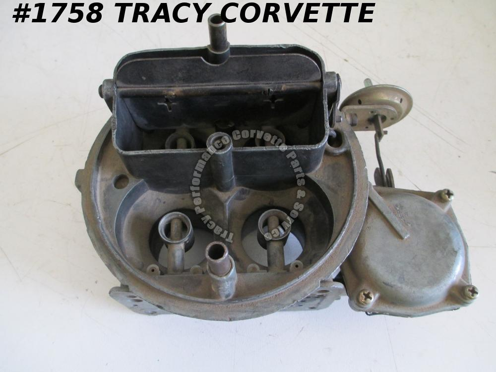 1965-1966 Chevy Chevelle Holley 3874898 ER 3139-1 623 396BB Dated Carb BODY ONLY