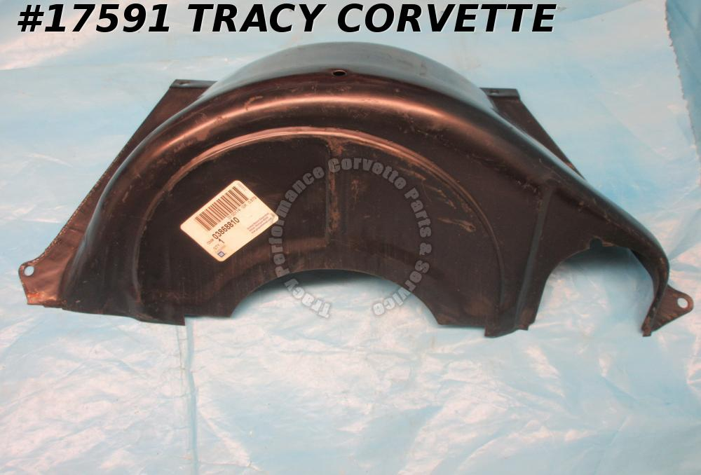 1967-1974 Camaro GM# 3868810 Flywheel Inspection Cover w/Turbo 400