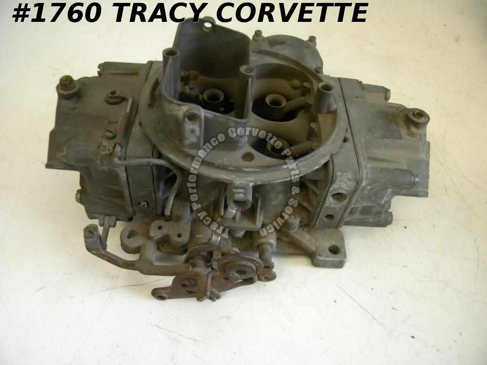 1966 66 Chevy Chevelle Impala 3885067-EE 3246 724 396/427 BB Holley Carburetor