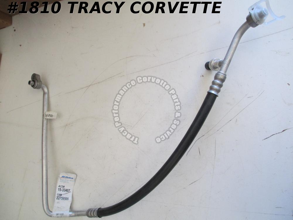 2003-2011 Chevy GMC Cadillac New 22759500 Delco 1533407 AC Air Conditioning Hose