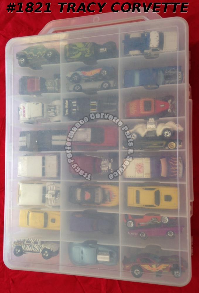 1960s-2002s 57 Used Racing Champions Johnny Lightning Matchbox Hot Wheels Cars