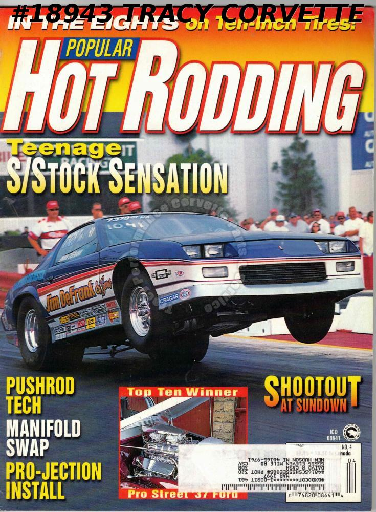 April 1996 Popular Hot Rodding John Rousset 1963 Plymouth Savoy