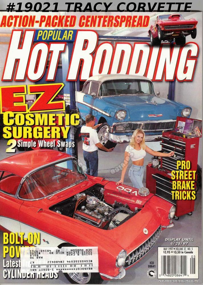 May 1997 Popular Hot Rodding Dave Kumming Wild Willys NorCal Racer