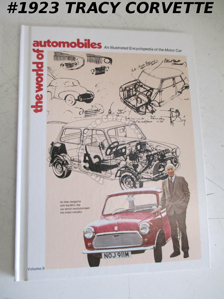Volume 9 The World of Automobiles Italian Grand Prix Indianapolis Humber Sceptre