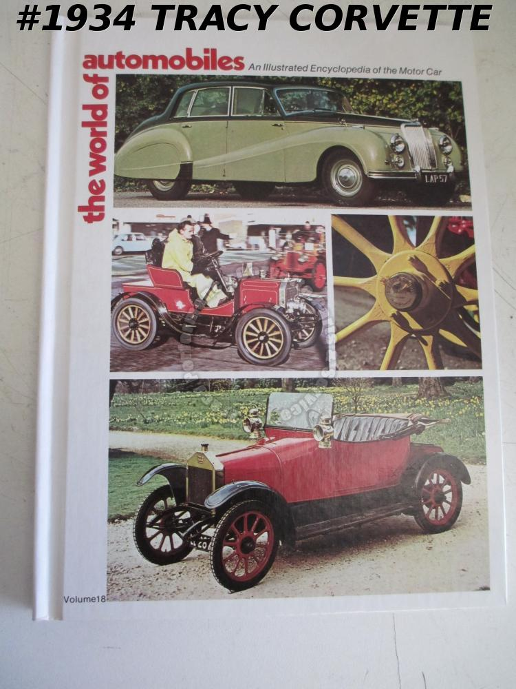 Volume 18 The World of Automobiles J D Siddeley Siffert Silverstone Stanley SPA