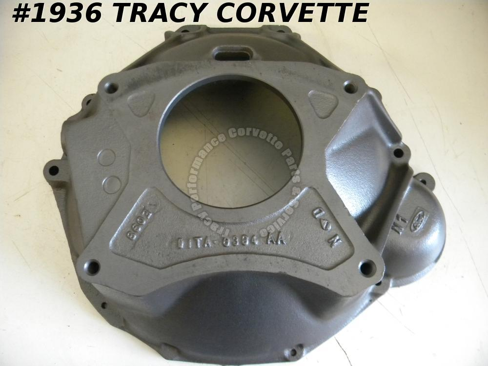 1971-1973 Ford D1TA-6394-AA Bell Housing Cast Iron  Dated E098