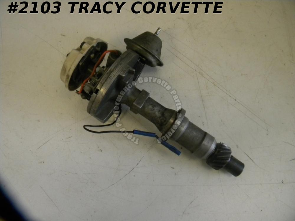 1972 Pontiac Used 1112231 400 Distributor Dated 2 M 20, 12/20/72 Lemans Etc