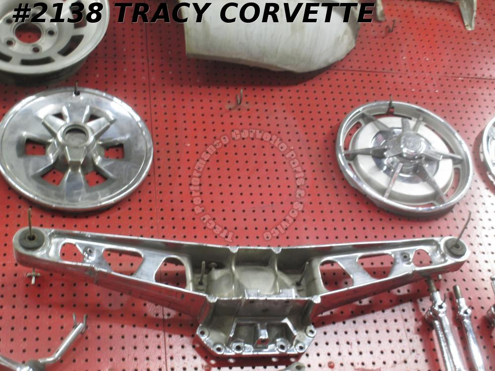 1980-1982 Corvette Used Original Chrome Differential Rear Axle Cover  Street Rod