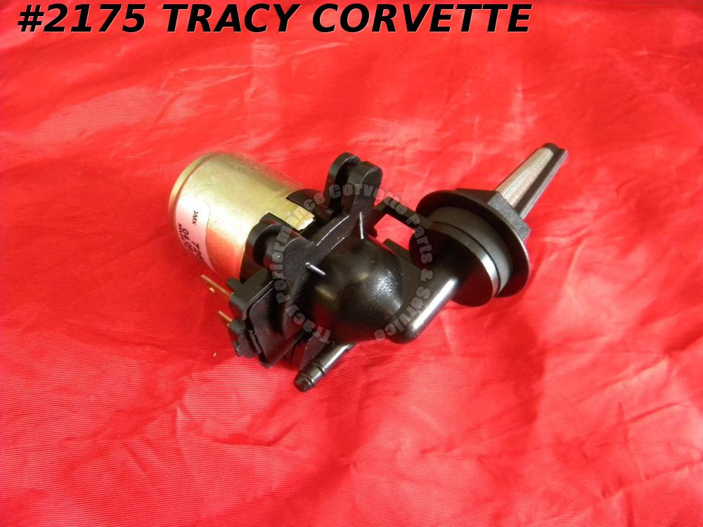 1975-1982 Corvette 4961623 Windshield Washer Pump with Filter