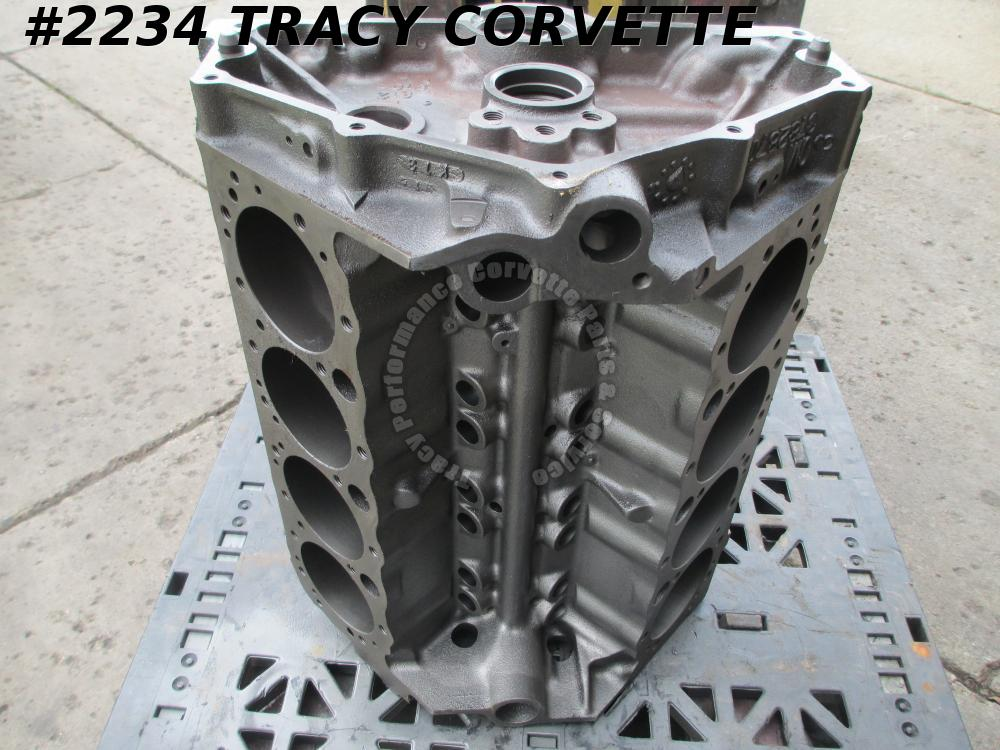 1966 Chevy & Corvette Used 3858174 1965-1966 Dated 327 V-8 Choose 1 Bare Block