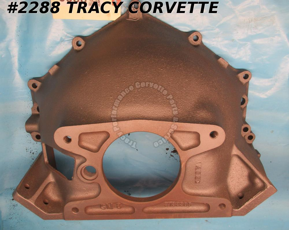 1955-1961 Chevrolet Corvette Bell Housing GM# 3733365   CI