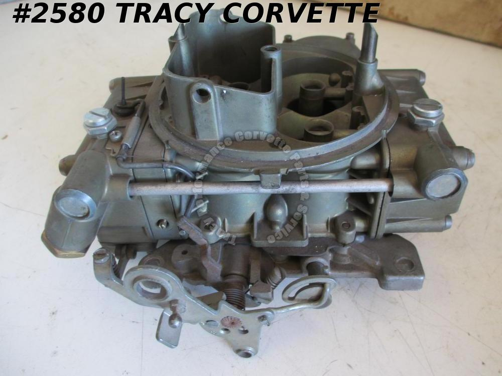 1966 Chevy/Corvette Used 3884505-DA 3367 Holley Carburetor 585 CFM Dated 012