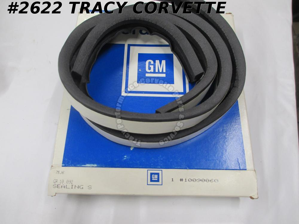 1988-1990 Chevy Pont Buick Olds NOS 10090060 Windshield Seal Sealing Strip 88-90